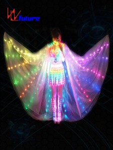 LED Light Dress Costumes,LED Outfit and Accessories WL-0132