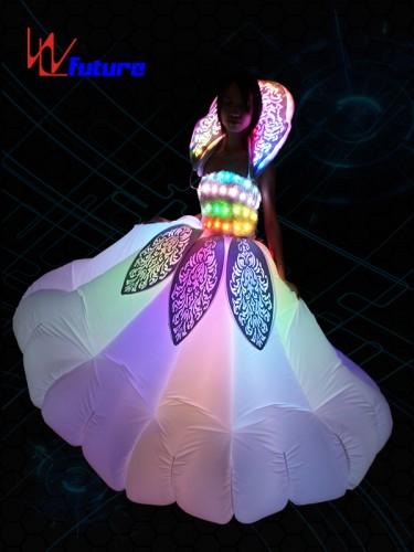 Custom Inflatable LED Dance Costumes,Festival Led Clothing WL-0179