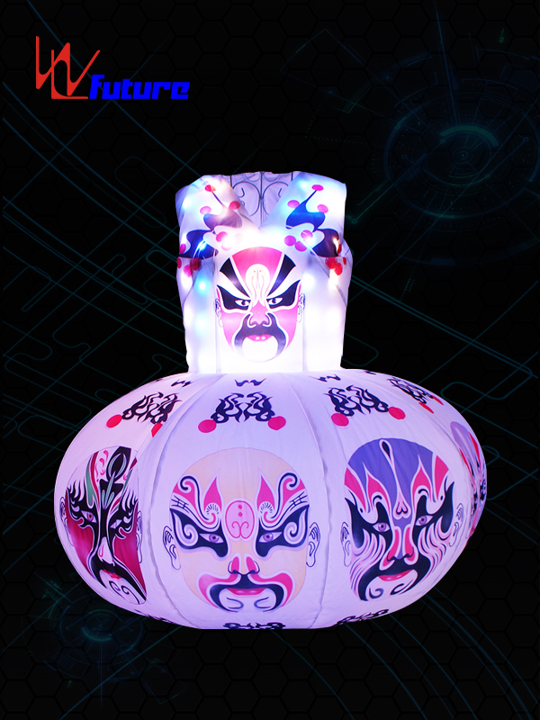 18 Years Factory White Led Costumes -