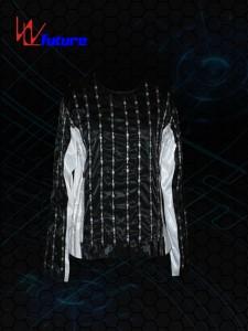 Full color LED Pixel T-shirt Costume WL-077