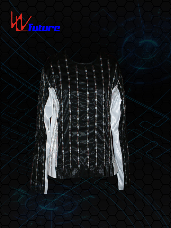 Good quality Led Lights For Clothes - Full color LED Pixel Costume WL-077 – Future Creative