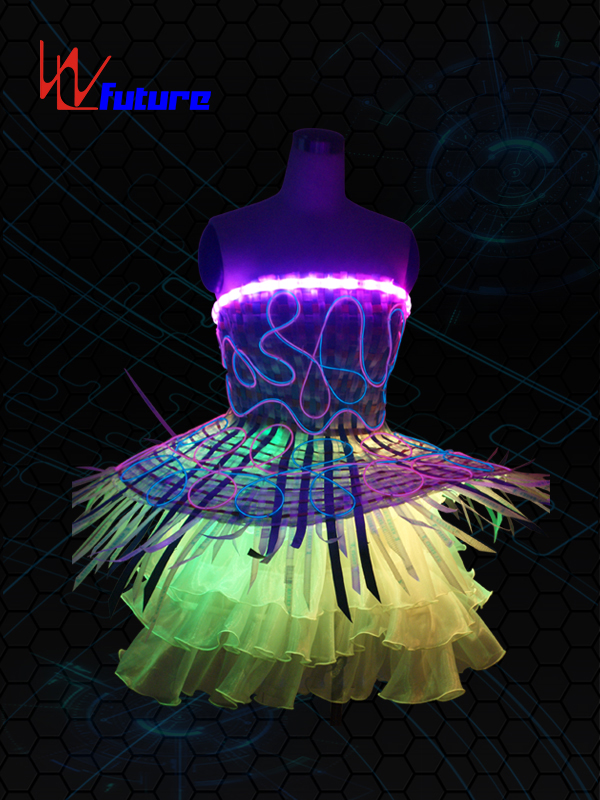 OEM/ODM Factory Led Dmx Costumes -