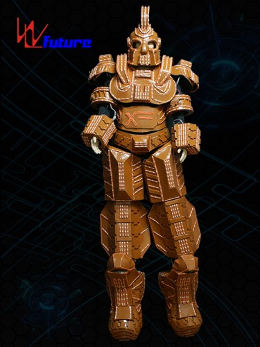 Future High Quality Giant 3D Stilts LED Robot Costumes WL-0138