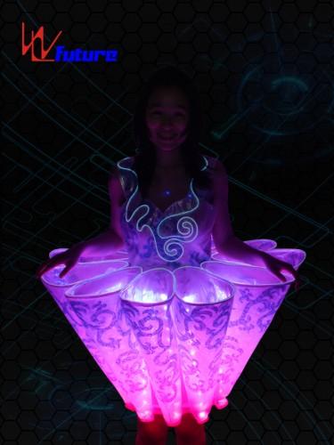LED light up costumes for dance WL-010
