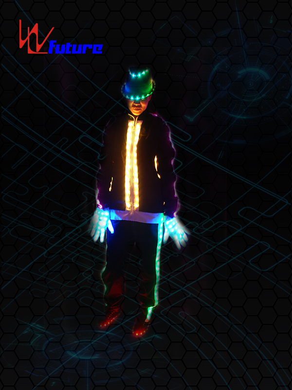 professional factory for Tron Costume With Lights -