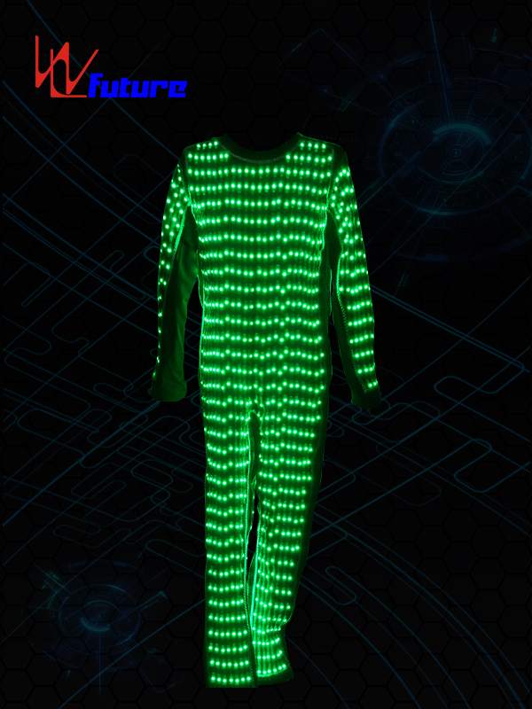 Customized LED Pixel Costume for party WL-0144 Featured Image