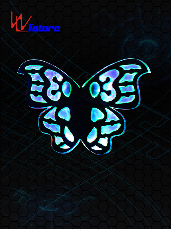OEM Factory for Fiber Optic Hoodie - LED light up Butterfly wings WL-0100 – Future Creative