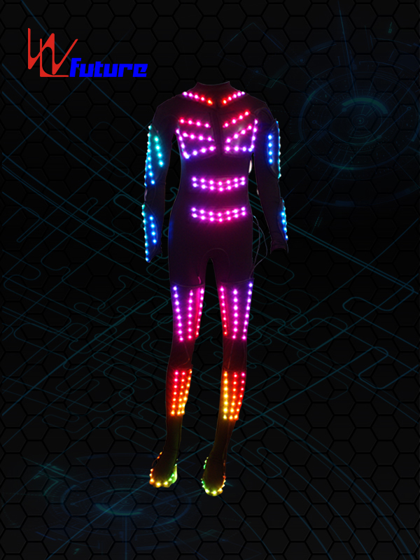 Factory Outlets Battery Powered Led Light Strips Costumes -