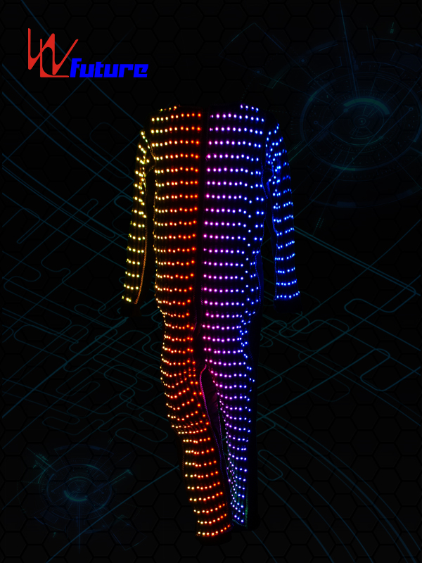 High PerformanceLed Gloves Light Control -
