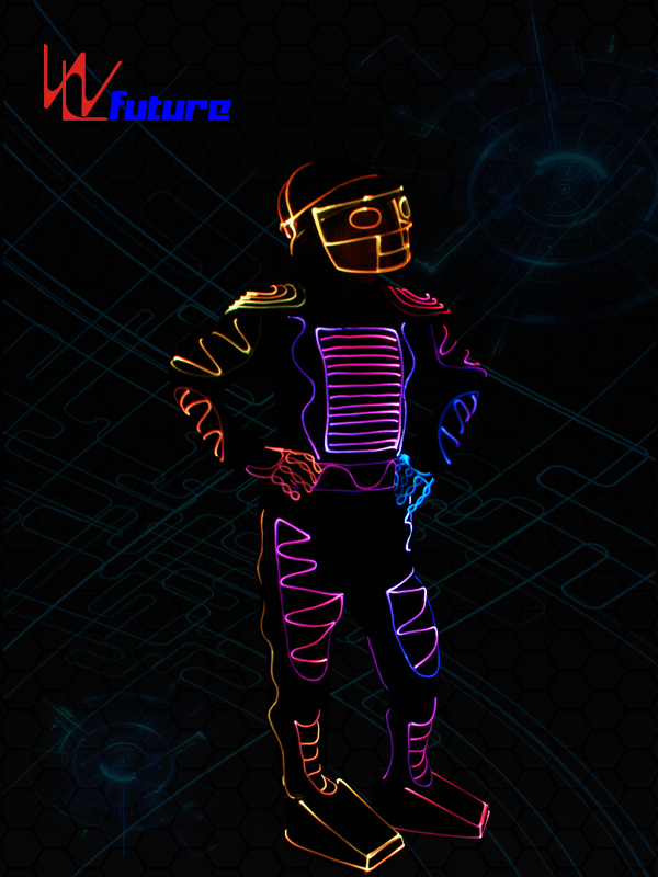 OEM Supply Led Stilt Walker Costume -