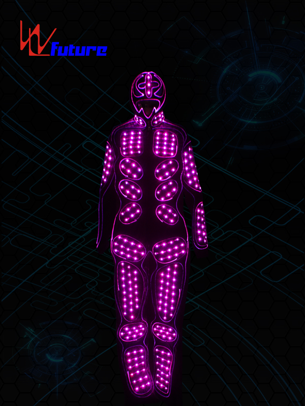 LED Light up Jumpsuit for Dance WL-0127 Featured Image