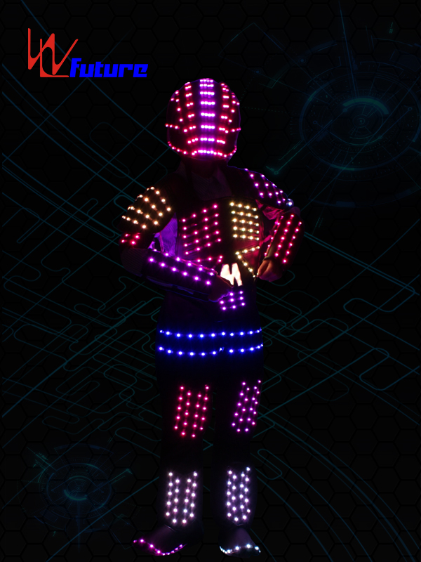 Reasonable price Led Light Up Costumes -
