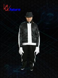 LED light up MJ jacket with hat,gloves,shoes WL-060