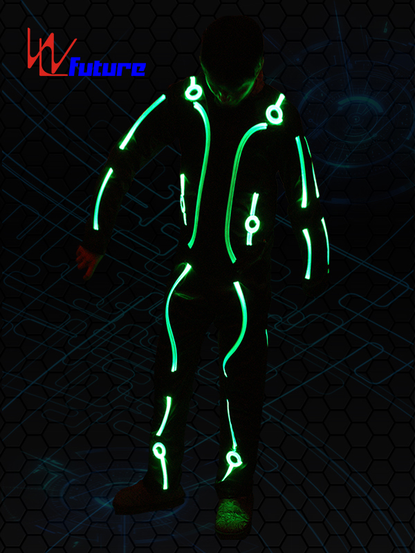 Factory supplied Acrobat Costumes -