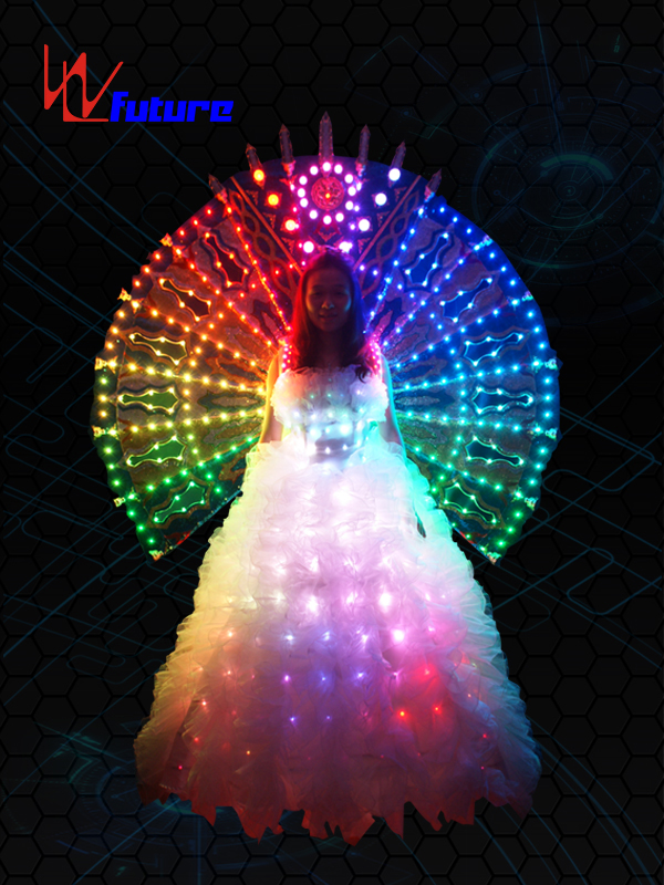 New Arrival China Tinkerbell Led Wings -