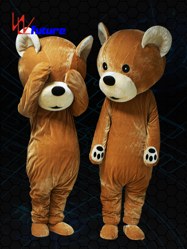 Quality Inspection for Light Up Robot Suit - Custom Mascot LED Bear Costume WL-0228 – Future Creative