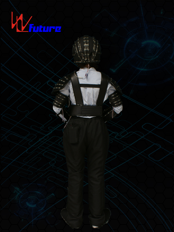 PriceList for Glowing Costumes - LED Tron Costume with Helmet WL-0159 – Future Creative