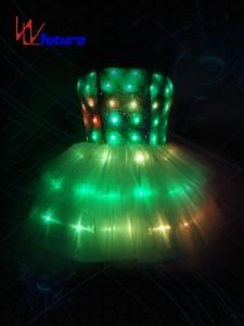 LED Light-up Short Skirt WL-0143