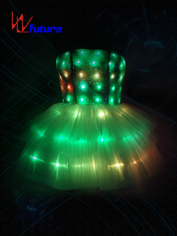 Manufacturing Companies for Glowing Costumes Halloween -