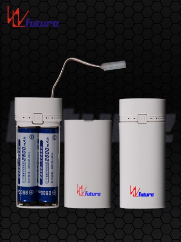 2.1A Mobile Power Bank Battery For LED Clothing & Props