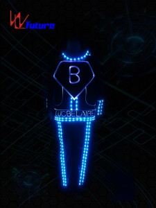 Full color LED Suit Costume WL-0125
