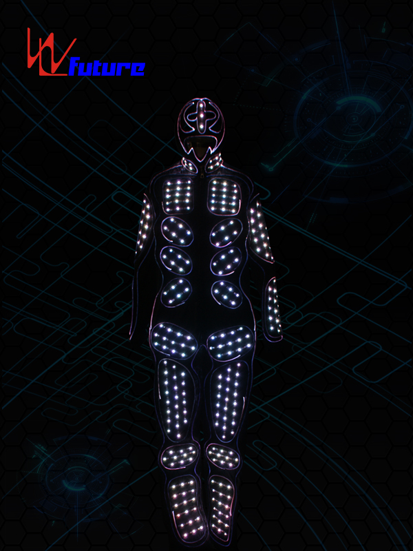 High Quality Led Clothing Control Software - LED Light up Jumpsuit for Dance WL-0127 – Future Creative