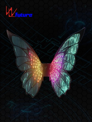 LED Light up butterfly wings props for dance show WL-0227