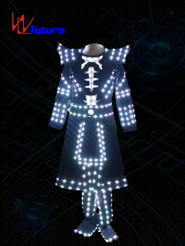 Future LED samurai suit costume for dance performance WL-0206