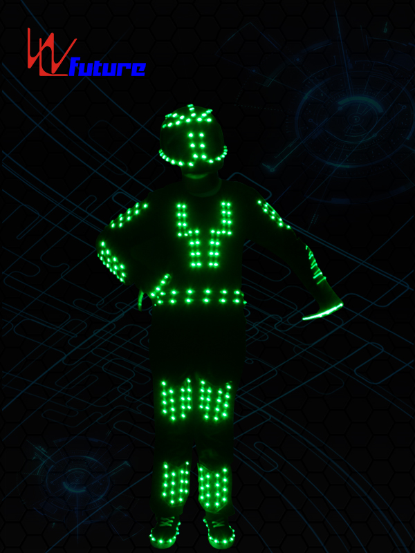 New Delivery for Fiber Optic Suit -
