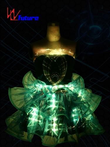 LED Lights Dress Costumes for Dancewear WL-011