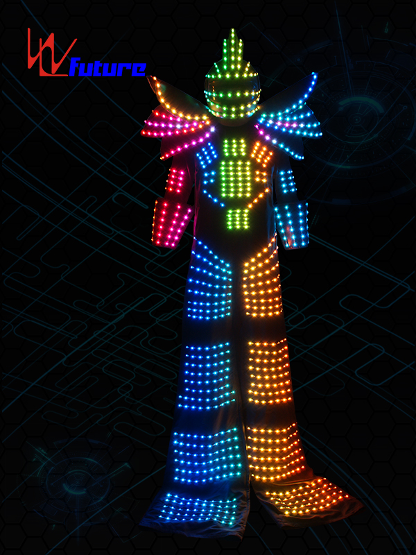 Well-designed Led Stilt Costumes -