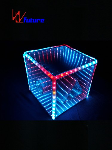 Amazing LED Cube 3D Props For Dance Show WL-0136