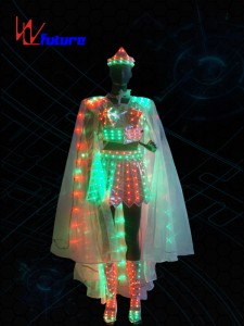 LED Light Dance Costumes,LED Fairy Clothing with Shoes WL-0153