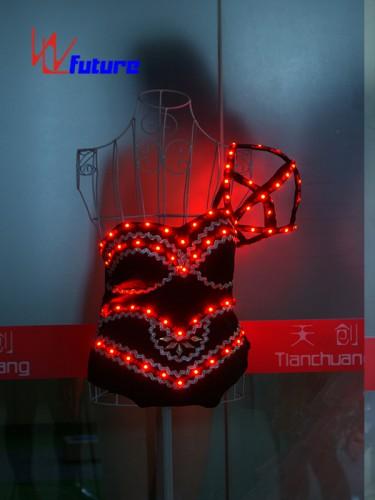 Custom Sexy LED Bikini Gogo Dance Costume for Show WL-0155