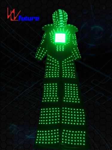 LED Stilts Walker Robot Costumes,LED Robot Suit WL-0157