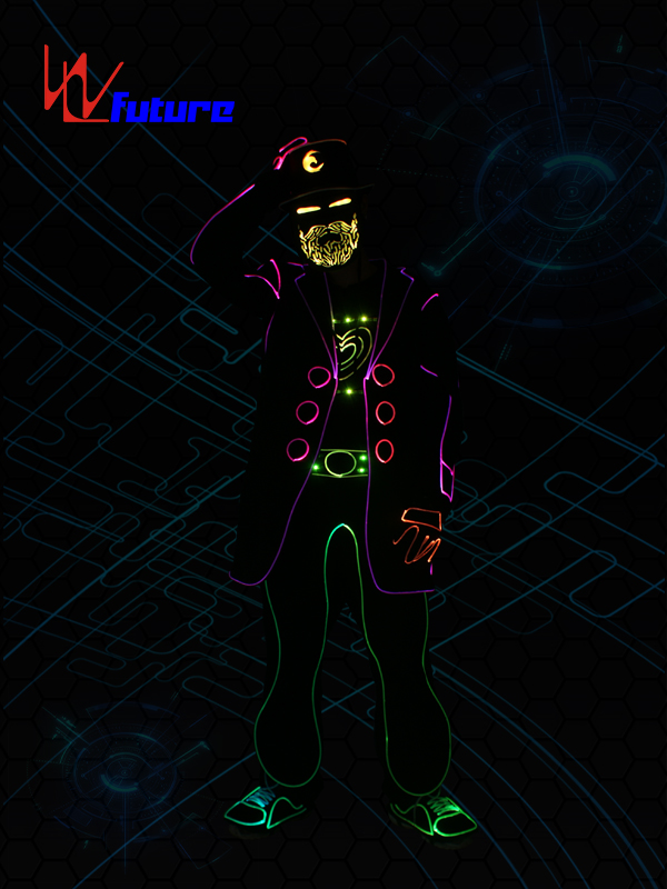 Renewable Design for Costumes Glow In The Dark -