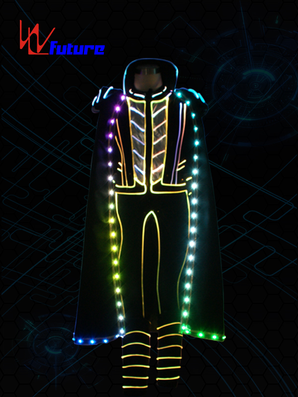 LED Light Up Clothing,LED Coat Costume WL-0207 Featured Image