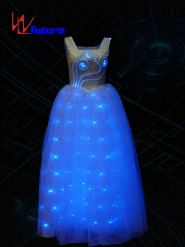 LED light up dance stage performance dress costume WL-049