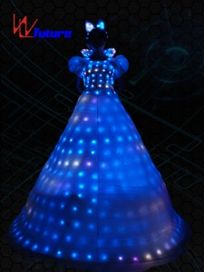 LED Stitls Walker Dresses,LED Costumes For Women WL-055