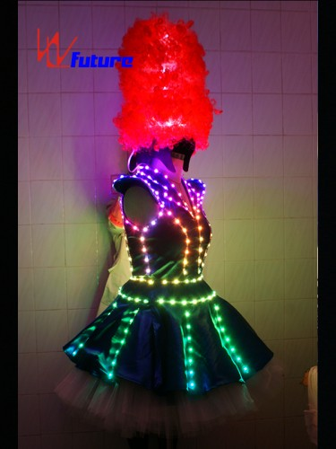 Custom New Style LED Costume for performance WL-064