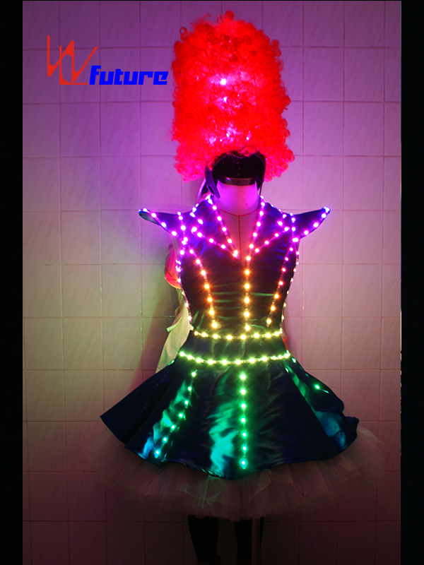 Custom New Style LED Costume for performance WL-064 Featured Image
