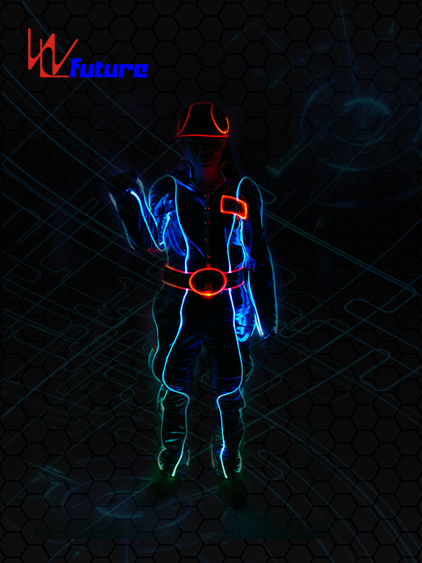 Competitive Price for Light Up Bodysuit -