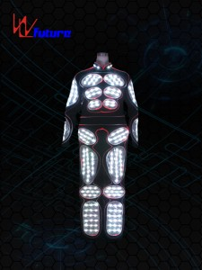 Light up dance suits,disco ball outfit WL-062