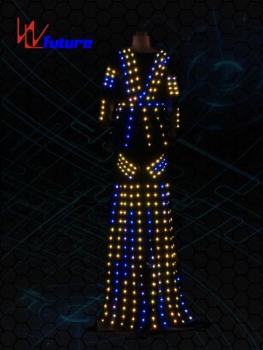 New Style LED stilts walker costume  for women WL-0210