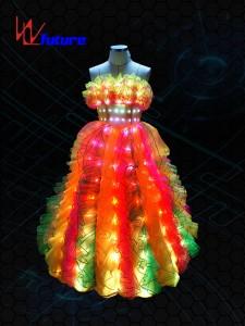Light up Dress LED Lighting Clothes WL-06