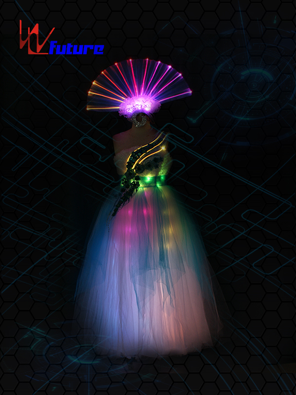 New Fashion Design for Led Rave Costumes -