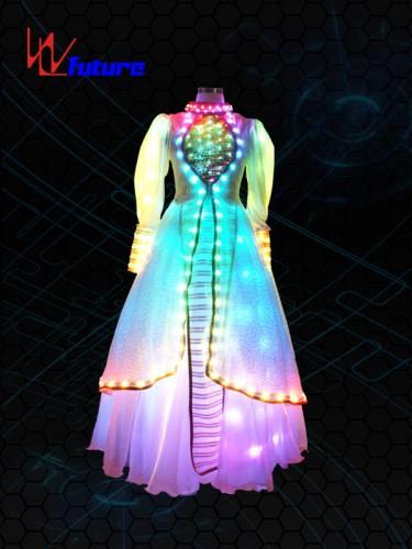 Chinese minority nationality LED costume WL-032