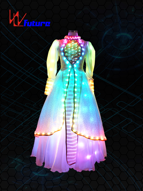 factory Outlets for Light Up Suits Dance -