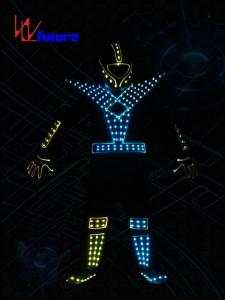 Programable LED & Fiber optic Jumpusit WL-0176