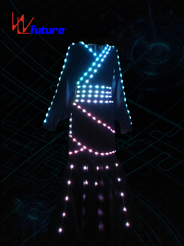 High definition Led Clothing -